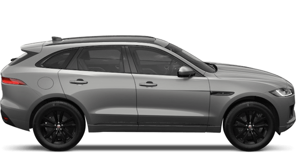 Jaguar F Pace Chequered Flag