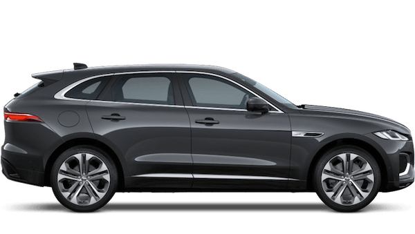 Jaguar F Pace New R Dynamic HSE