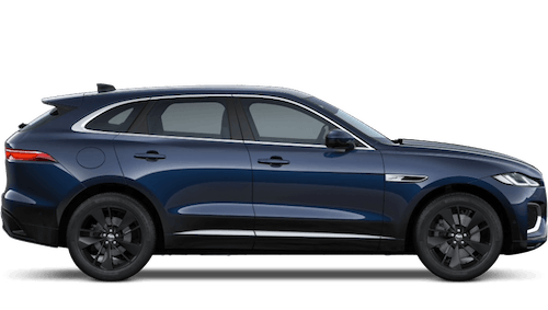 New Jaguar F-PACE 2525