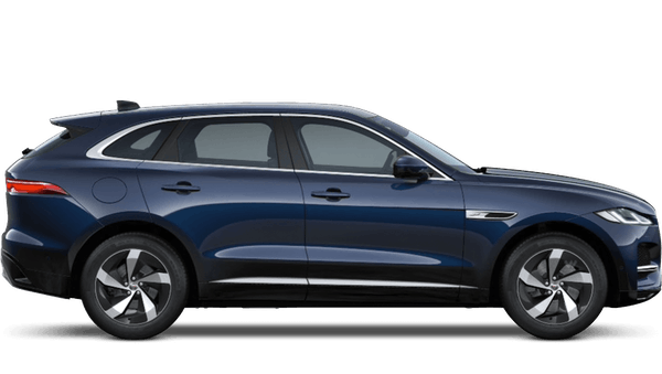 Jaguar F Pace New S