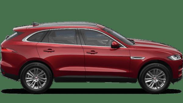 Jaguar F Pace Portfolio