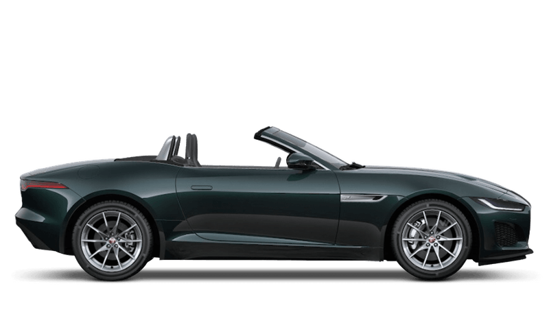 Jaguar F-Type Convertible Entry