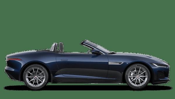 Jaguar F Type Convertible Entry
