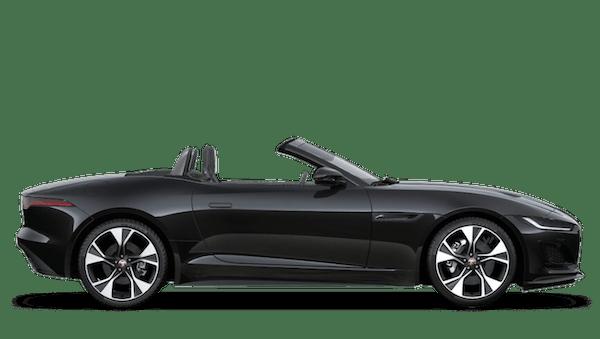 Jaguar F Type Convertible First Edition