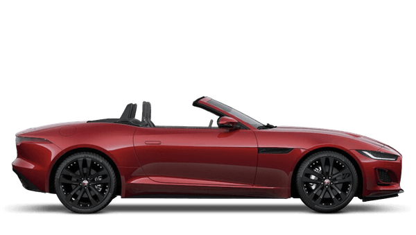 Jaguar F Type Convertible R Dynamic Black