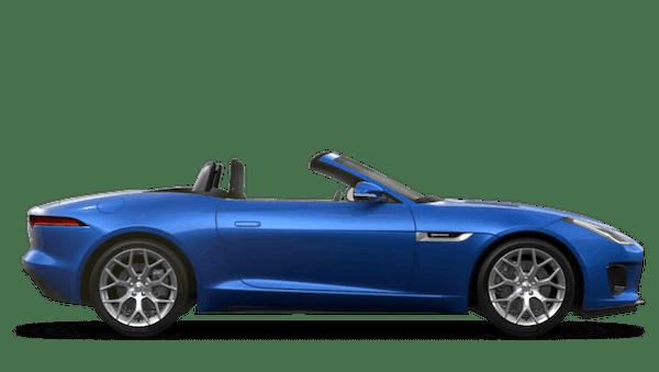 Jaguar F Type Convertible R Dynamic