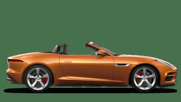 Jaguar F Type Convertible R