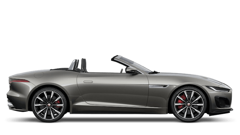 Jaguar F-Type Convertible R