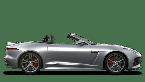 Jaguar F Type Convertible SVR