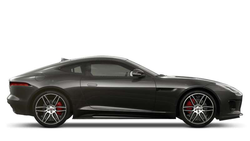 Jaguar F-Type Coupe Chequered Flag