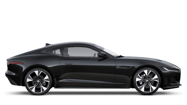 Jaguar F Type Coupe First Edition