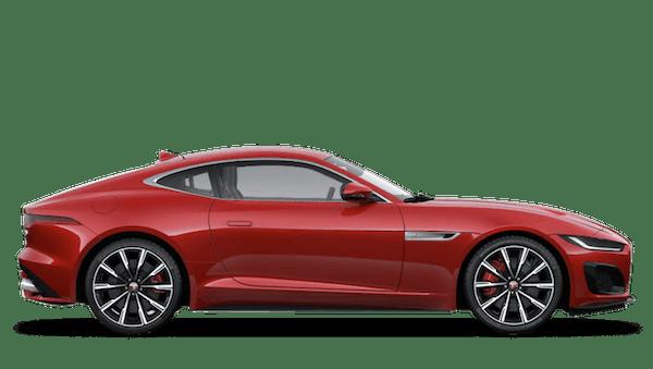 Jaguar F Type Coupe R