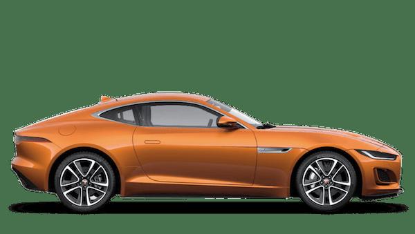 Jaguar F Type Coupe R Dynamic