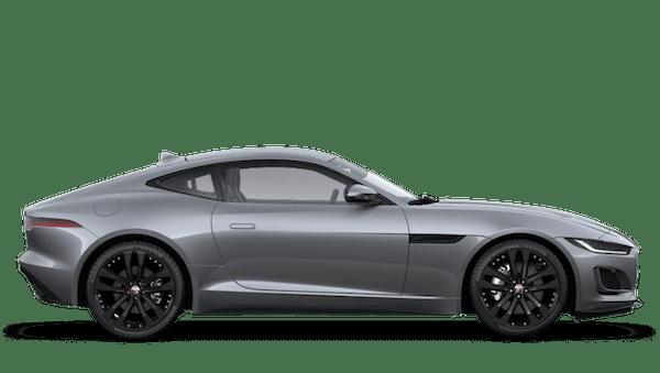 Jaguar F Type Coupe R Dynamic Black