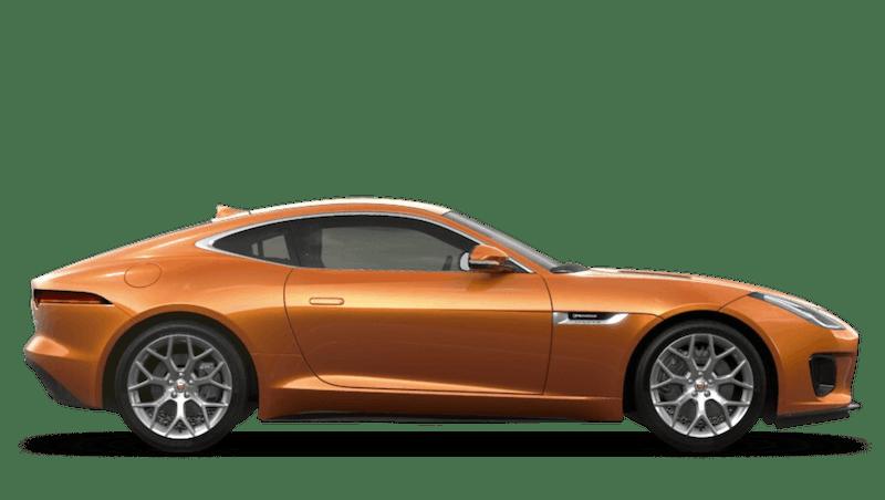 Jaguar F-Type Coupe R-Dynamic