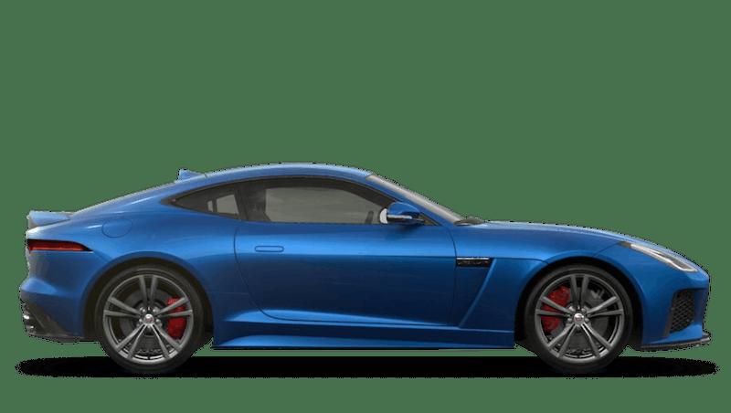 Jaguar F-Type Coupe SVR