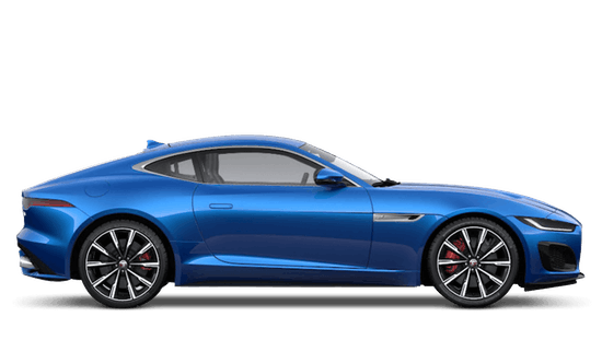 Jaguar New F-TYPE Personal Contract Hire Offers