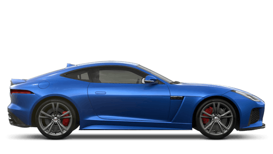 Jaguar F-TYPE Personal Contract Hire Offers