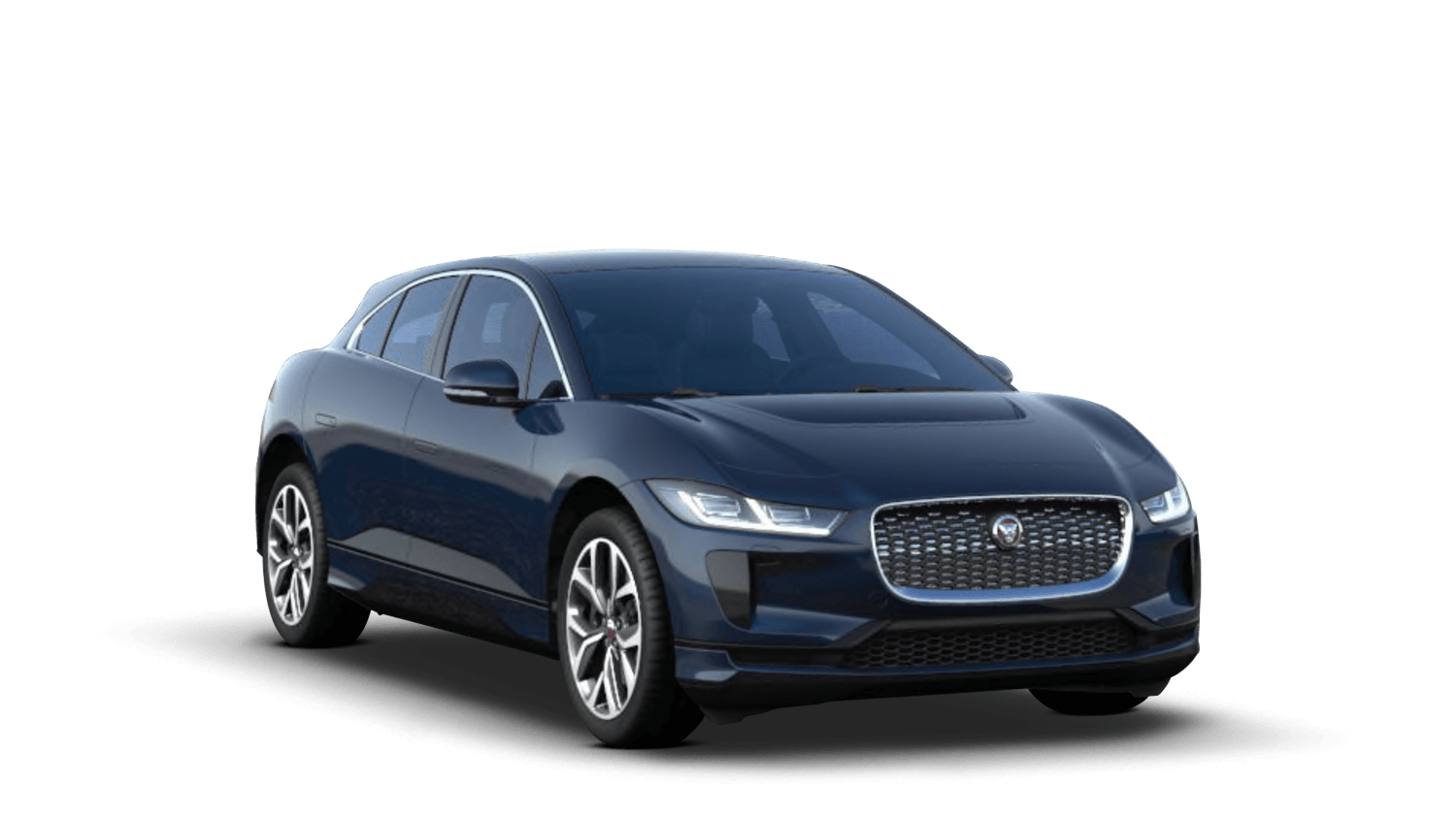 All Electric I-PACE