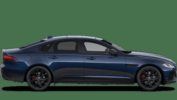 Jaguar XF Saloon New R Dynamic Black