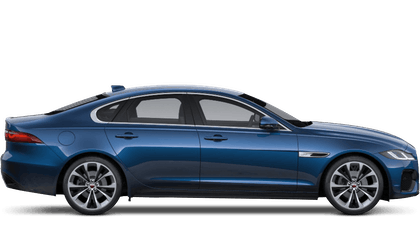 Jaguar XF Saloon New
