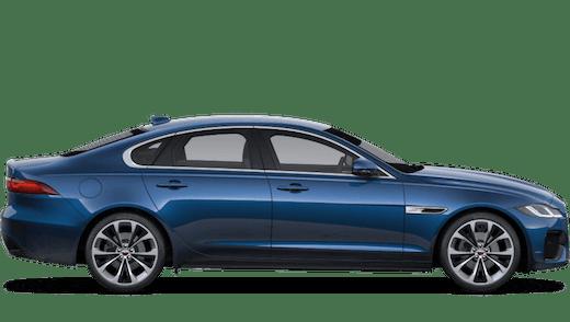 New Jaguar XF Saloon Brochure