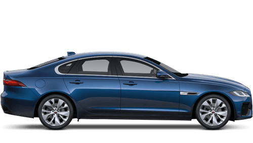 New Jaguar XF 2614