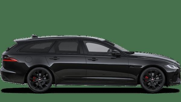 Jaguar XF Sportbrake New R Dynamic Black