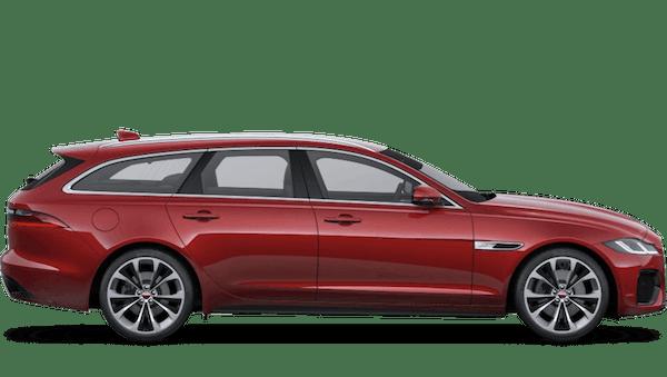 Jaguar XF Sportbrake New R Dynamic HSE
