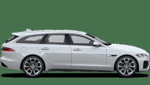 New Jaguar XF Sportbrake Brochure