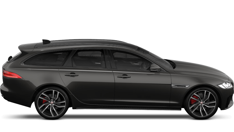 Carpathian Grey (Premium Metallic) Jaguar Xf Sportbrake