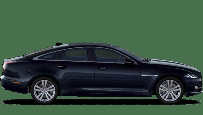 Farallon Black (Premium Metallic) Jaguar Xj
