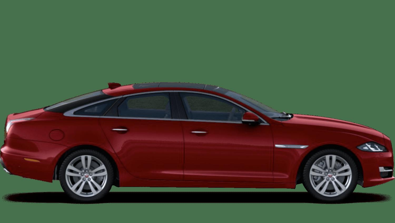 Firenze Red (Metallic) Jaguar Xj