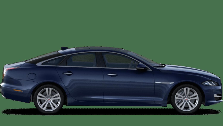 Loire Blue (Metallic) Jaguar Xj