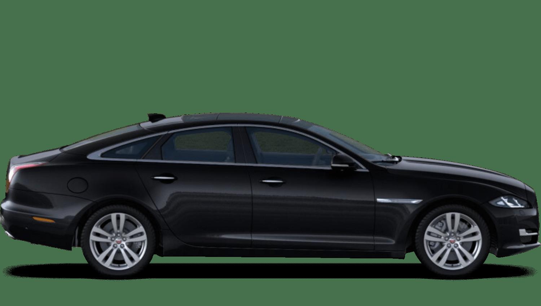 Narvik Black (Solid) Jaguar Xj