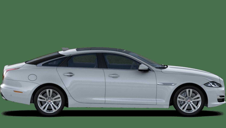 Yulong White (Metallic) Jaguar Xj