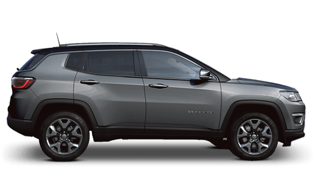All-New Jeep Compass Limited SUV Offer