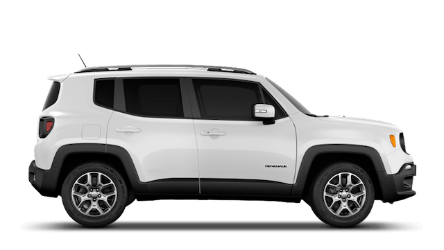New Jeep Renegade Limited MultiJet SUV Offers