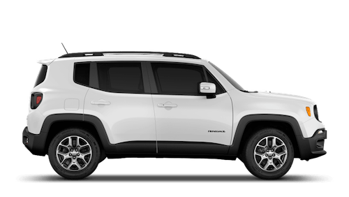 jeep Renegade Longitude Offer