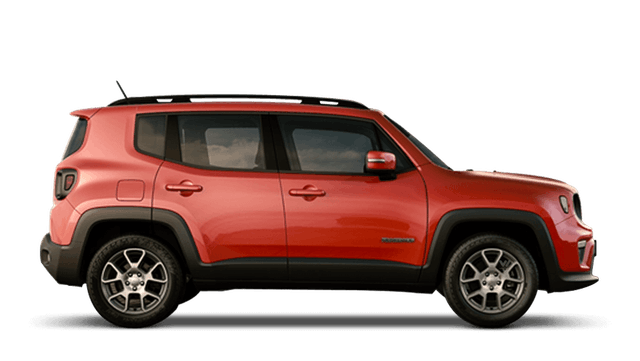 New Jeep Renegade Longitude MultiJet SUV Offers