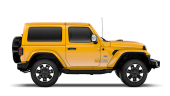 Jeep Wrangler 2 Door Overland