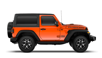 Jeep Wrangler 2 Door Rubicon