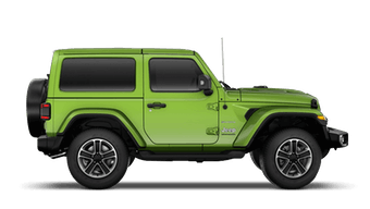 Jeep Wrangler 2 Door Sahara