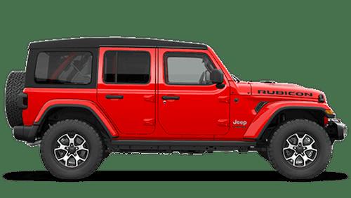 jeep Wrangler 4 Door Rubicon Offer