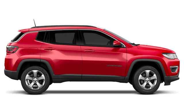 All-New Jeep Compass Longitude 4x4 SUV Offer