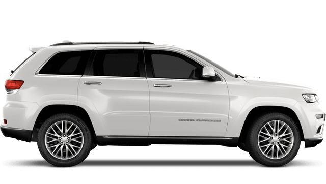 New Jeep Grand Cherokee CRD Summit Offer