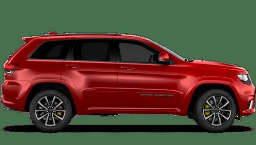 jeep Grand Cherokee TrackHawk Offer