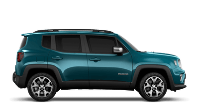 New Jeep Renegade Limited