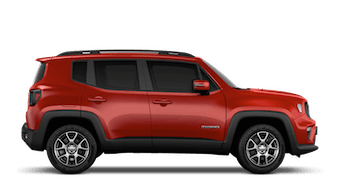 Jeep Renegade New Longitude