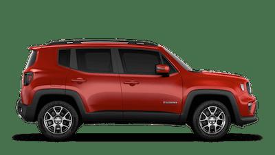 New Jeep Renegade Longitude